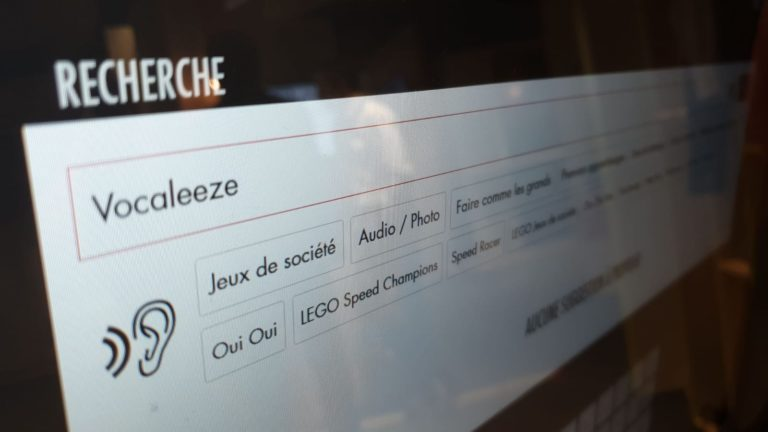 Vocaleeze, l'Assistant Vocal Intelligent - Novembre 2019 - Crédit Photo : IMPROVEEZE