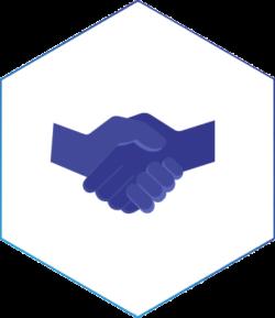 Un partenariat soudé