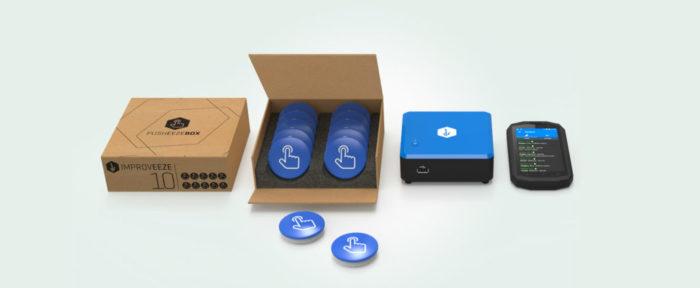 PusheezeBox, le bouton qui va faire décoller vos ventes