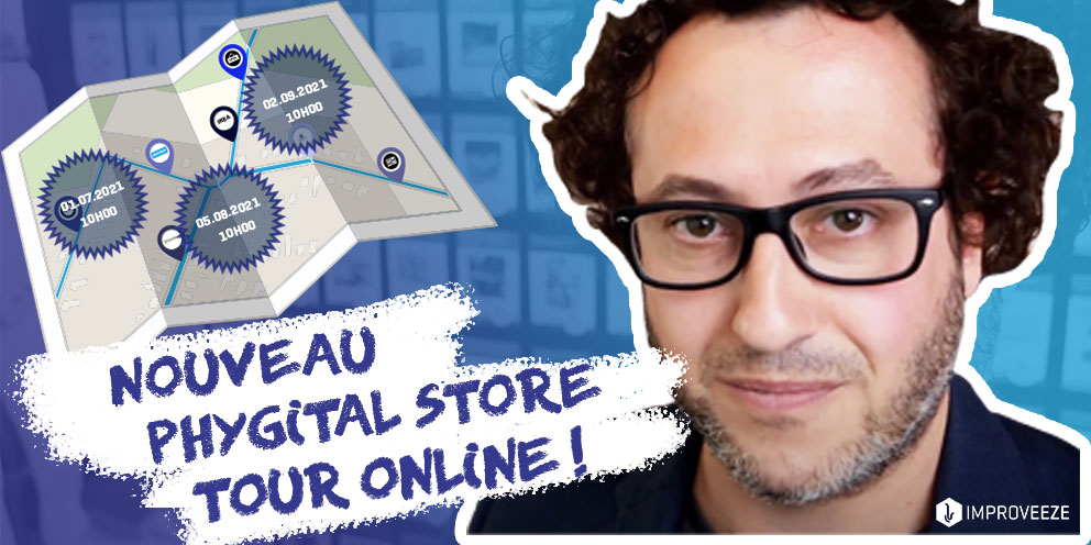 PHYGITAL STORE TOUR ONLINE