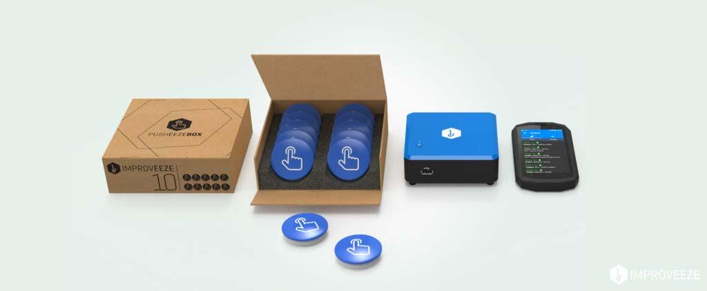 Retail Design, PusheezeBox