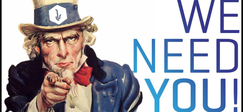 WE NEED YOU - GESTIONNAIRE DE PROJET EN ALTERNANCE